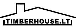 timber house logo