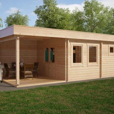 mobili pirtis sauna