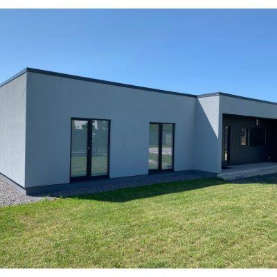modulinis namas kaina