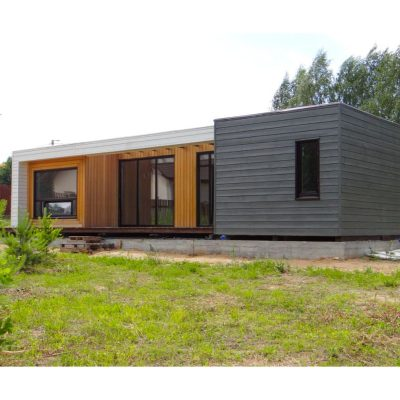 moduliniu namu kaina