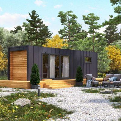 timberhouse moduliniai namai